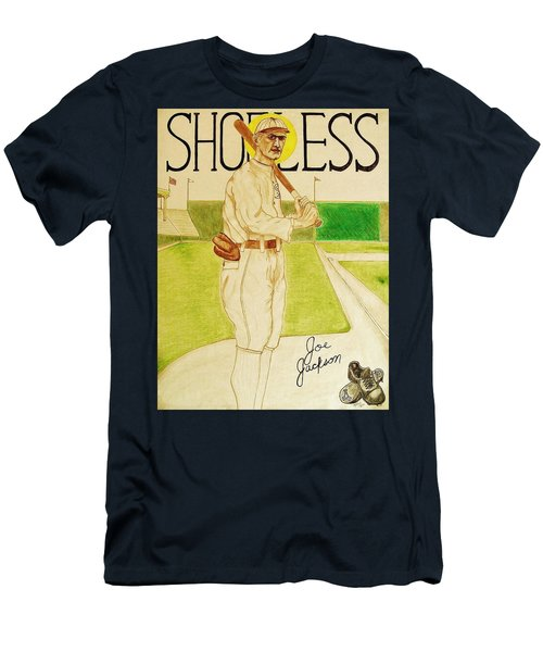 Shoeless Joe Jackson Men's T-Shirt (Athletic Fit)
