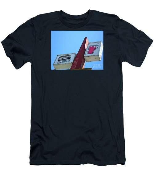 Simple Pleasures Men's T-Shirt (Athletic Fit)