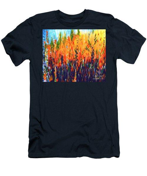 Sizzlescape Men's T-Shirt (Athletic Fit)