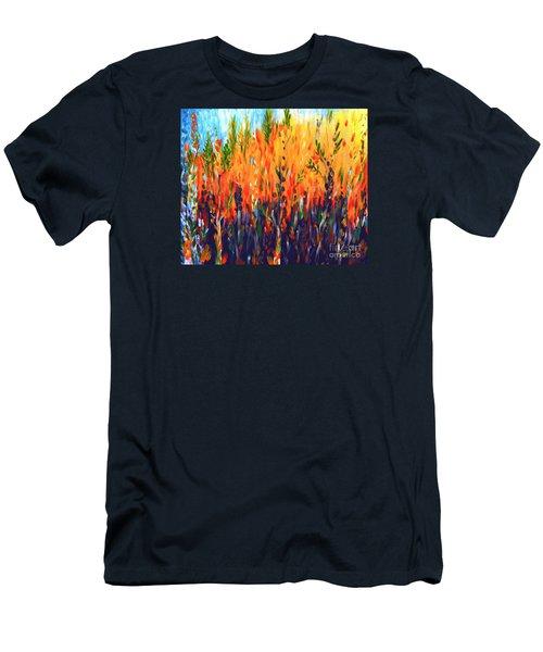 Sizzlescape Men's T-Shirt (Slim Fit)