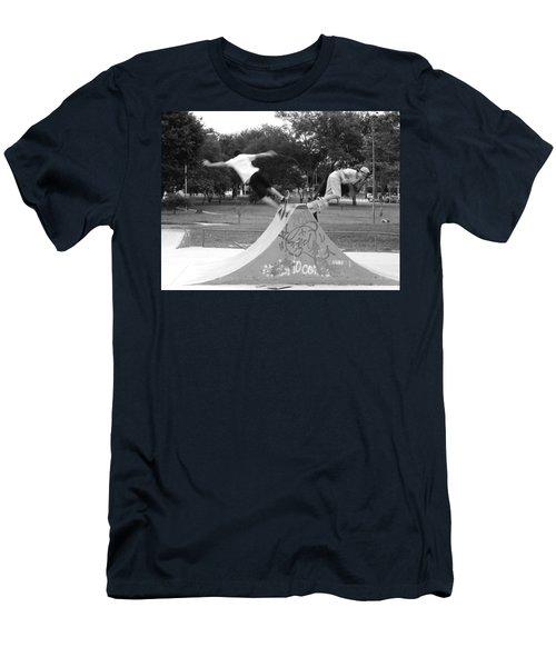 Skate Ballet Men's T-Shirt (Slim Fit) by Beto Machado