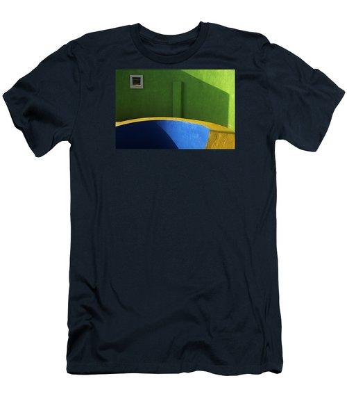 Skc 0305 The Fundamental Colors Men's T-Shirt (Athletic Fit)