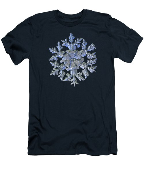 Snowflake Photo - Gardener's Dream Alternate Men's T-Shirt (Athletic Fit)