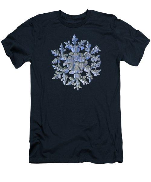 Snowflake Photo - Gardener's Dream Alternate Men's T-Shirt (Athletic Fit)