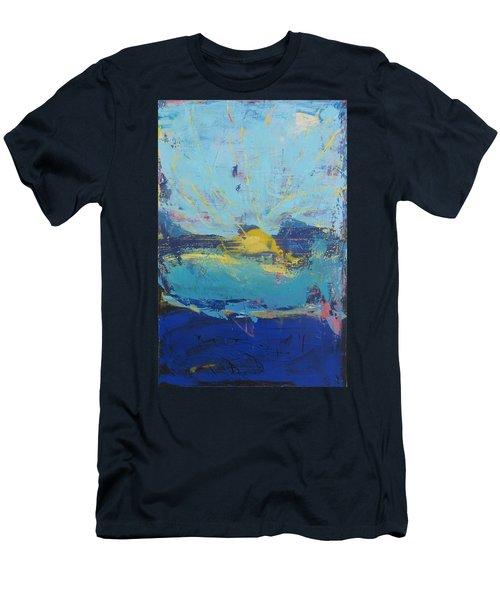 Soleil De Joie Men's T-Shirt (Athletic Fit)