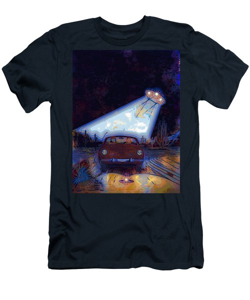 Some Enchanted Evening-retro Romance Men's T-Shirt (Athletic Fit)