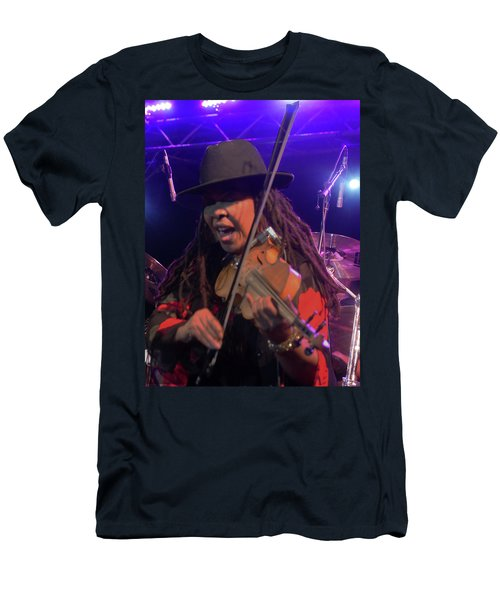 Karen Briggs - Soulchestral Groove Men's T-Shirt (Athletic Fit)