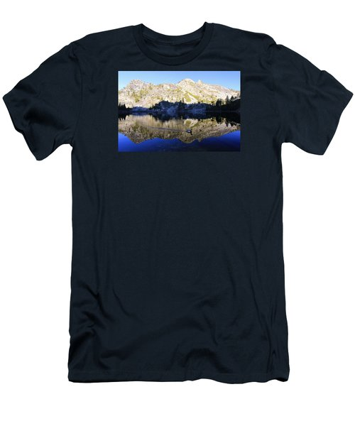 Men's T-Shirt (Slim Fit) featuring the photograph Speak Up For All Wildlife  by Sean Sarsfield