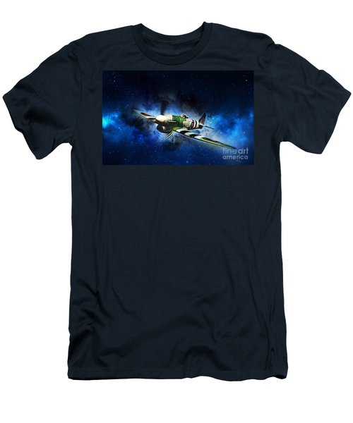 Hawker Typhoon Men's T-Shirt (Athletic Fit)