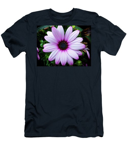 Spring Flower Men's T-Shirt (Slim Fit) by Karen Stahlros