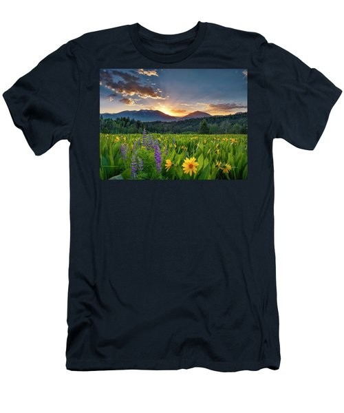 Spring's Delight Men's T-Shirt (Athletic Fit)