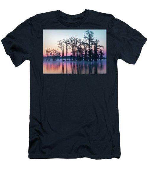 St. Patrick's Day Sunrise Men's T-Shirt (Athletic Fit)