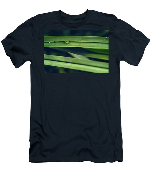 Men's T-Shirt (Athletic Fit) featuring the photograph Stacked by Gene Garnace