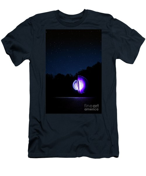Star Orb Men's T-Shirt (Athletic Fit)