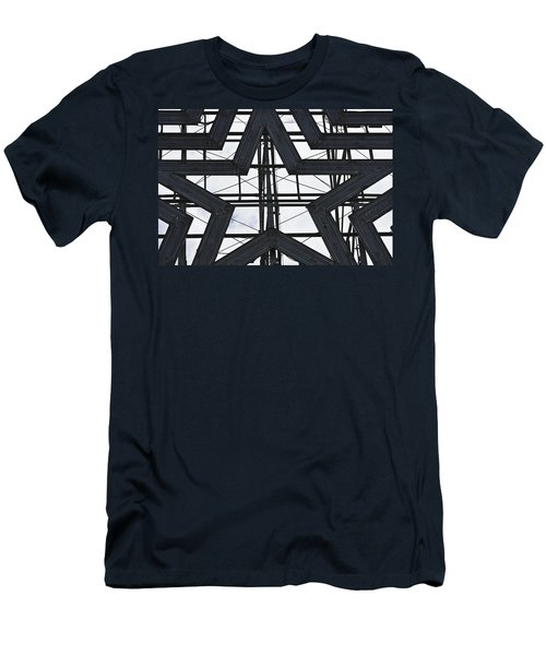 Star Power Roanoke Virginia Men's T-Shirt (Athletic Fit)