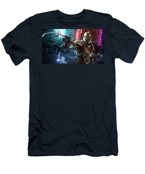 Star Wars The Old Republic Men's T-Shirt (Athletic Fit)