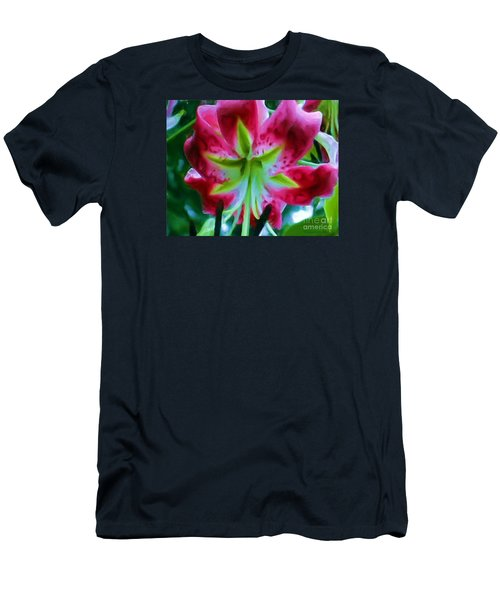 Men's T-Shirt (Slim Fit) featuring the photograph Stargazer  by Patricia Griffin Brett