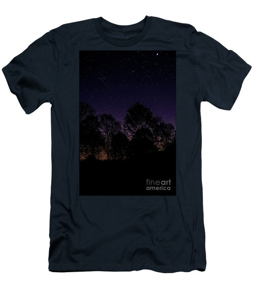 Men's T-Shirt (Slim Fit) featuring the photograph Stars by Brian Jones