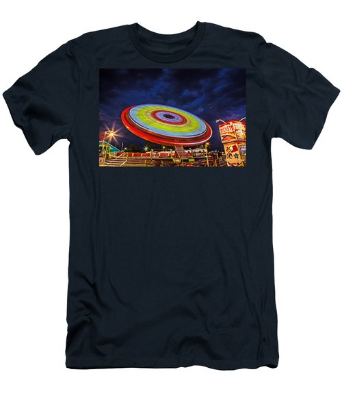 State Fair Men's T-Shirt (Slim Fit) by Sennie Pierson