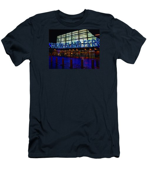 Staten Island Ferry 236 Men's T-Shirt (Athletic Fit)