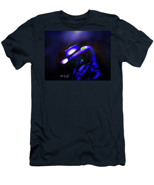 Stevie Ray Vaughan -  Superstition  Men's T-Shirt (Athletic Fit)