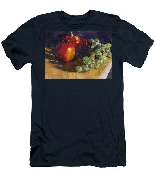 Still Apples Men's T-Shirt (Athletic Fit)