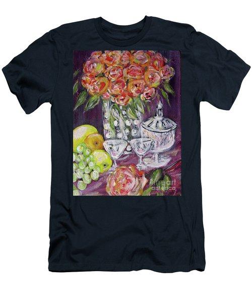 Still Life. Prosperity Men's T-Shirt (Athletic Fit)