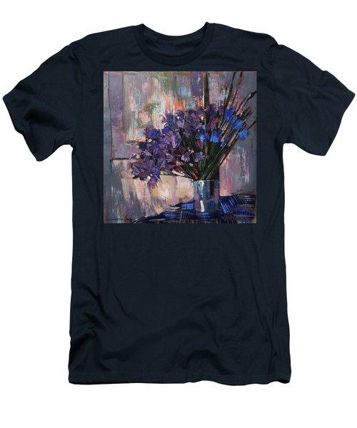 Still Life. Summer Rain Men's T-Shirt (Athletic Fit)