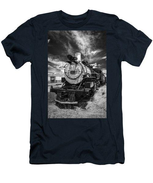 Still Smoking Men's T-Shirt (Athletic Fit)