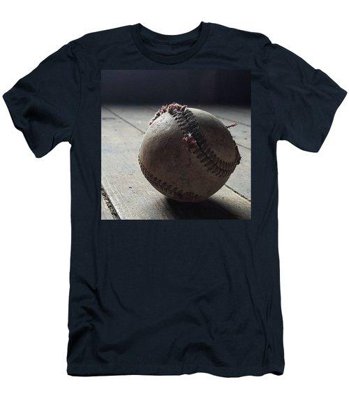 Baseball Still Life Men's T-Shirt (Athletic Fit)