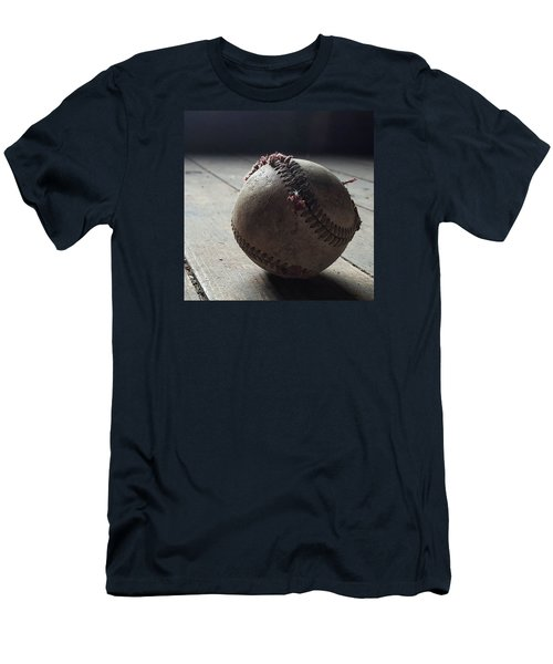 Baseball Still Life Men's T-Shirt (Athletic Fit)