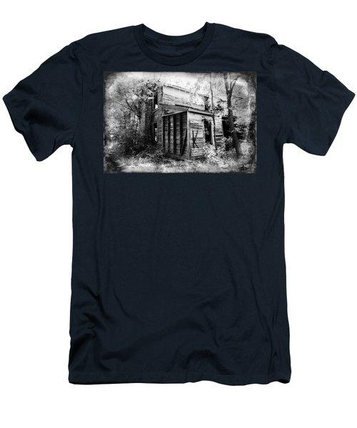 Stories Men's T-Shirt (Slim Fit) by Jessica Brawley