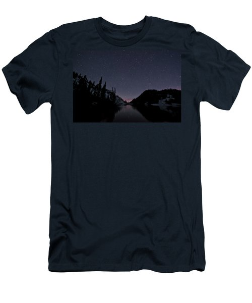 Strawberry Lake Men's T-Shirt (Athletic Fit)