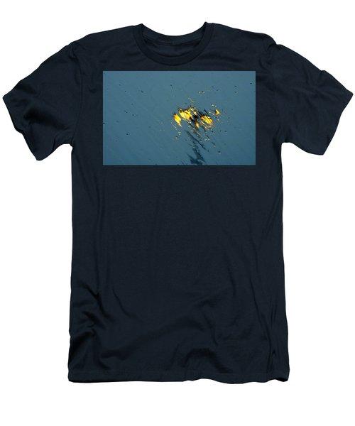 Street Lights Men's T-Shirt (Slim Fit) by Betty-Anne McDonald