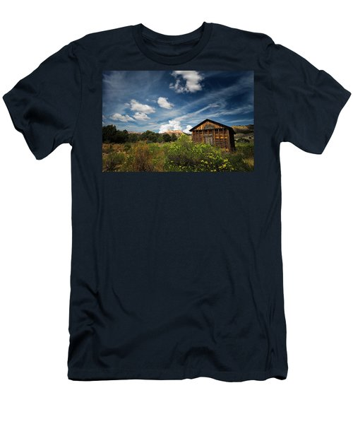 Summer Men's T-Shirt (Athletic Fit)