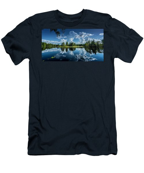 Summer Of Calm Men's T-Shirt (Athletic Fit)