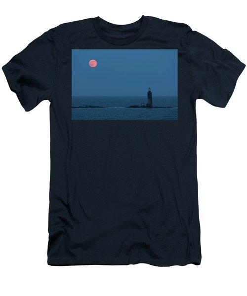 Summer Solstice Strawberry Moon Men's T-Shirt (Athletic Fit)