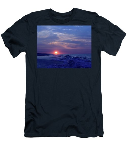 Summer Sunrise I I Men's T-Shirt (Athletic Fit)