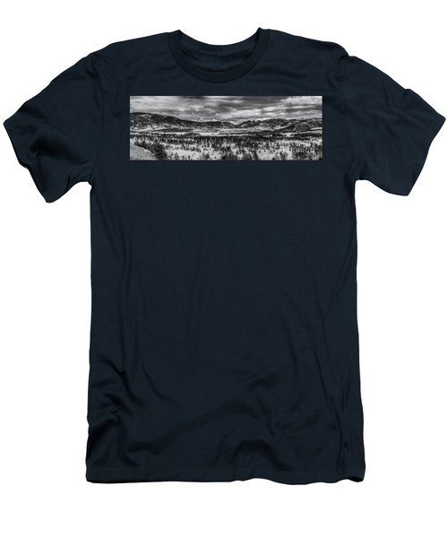 Summit County  Men's T-Shirt (Athletic Fit)