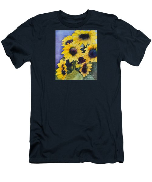 Sunflowers 17 Men's T-Shirt (Athletic Fit)