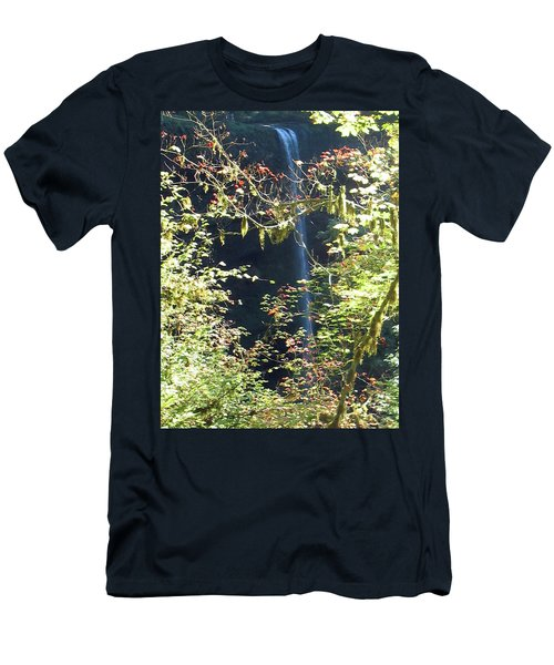 Sunlite Silver Falls Men's T-Shirt (Athletic Fit)