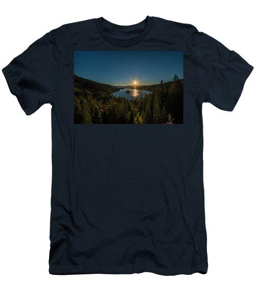 Sunrise At Emerald Bay Men's T-Shirt (Athletic Fit)