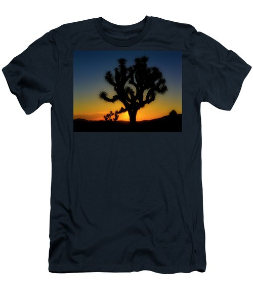 Sunrise At Joshua Men's T-Shirt (Athletic Fit)