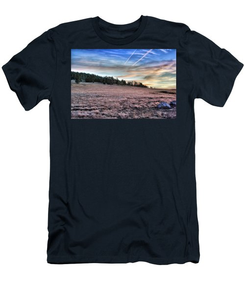 Sunrise Over Ft. Apache Men's T-Shirt (Athletic Fit)