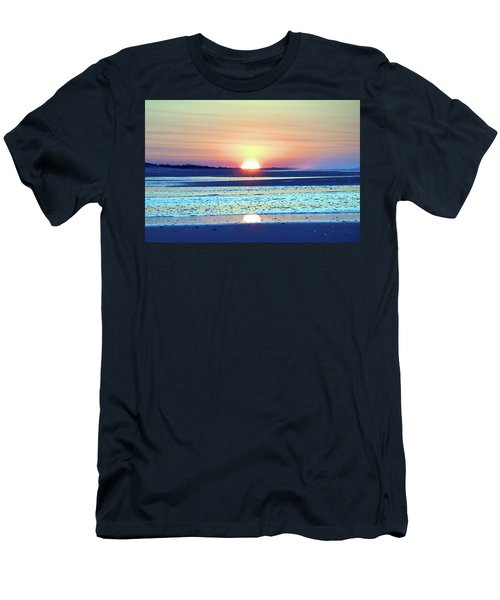 Sunrise X I V Men's T-Shirt (Athletic Fit)