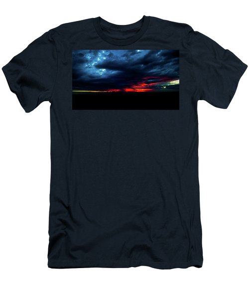 Sunset #10 Men's T-Shirt (Athletic Fit)