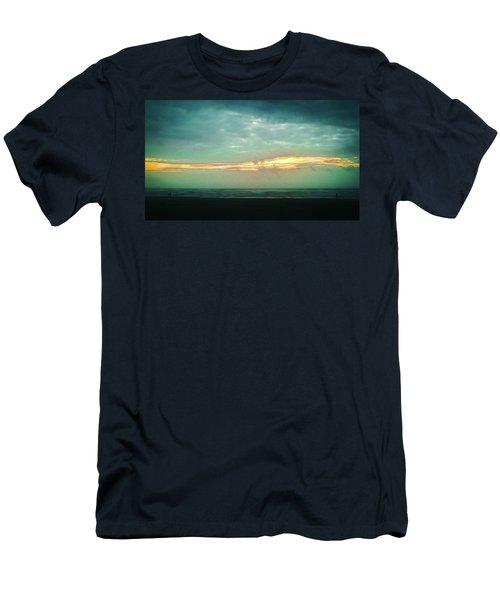 Sunset #4 Men's T-Shirt (Athletic Fit)