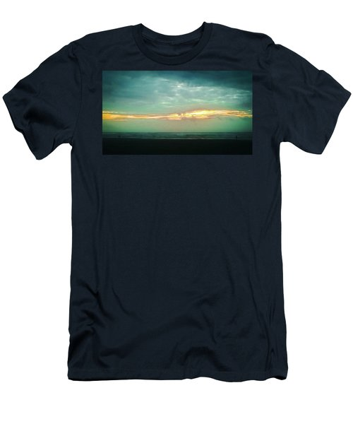 Sunset #4 Men's T-Shirt (Athletic Fit)