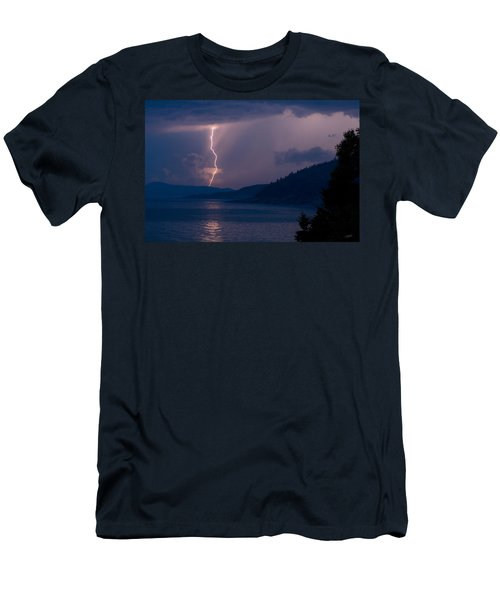 Superior Lightning     Men's T-Shirt (Athletic Fit)