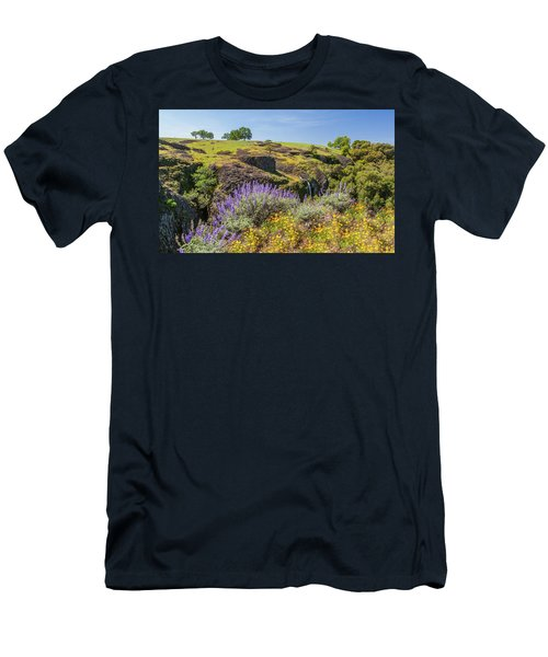 Table Mountain Men's T-Shirt (Athletic Fit)